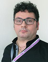 Domino Kai chef för romskt informations- och kunskapscenter