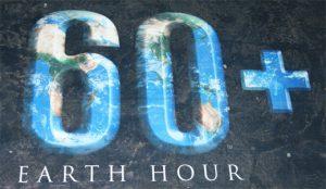 Earth Hour ska inspirera till en klimatvänligare vardag
