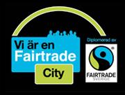 Fairtrade city firar två år