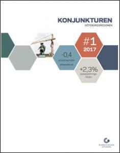 Fortsatt stark konjunktur i Göteborgsregionen