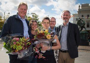 Göteborg Energi är årets mest cykelvänliga arbetsplats