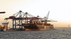 Göteborgs Hamn vill ha djupare farled