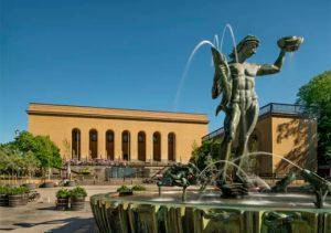 Göteborgs konstmuseum har utsetts till Årets museum