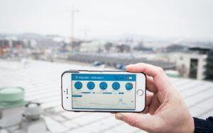Göteborgs luftkvalitet blir mer lättillgänglig för invånarna