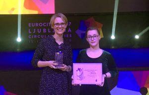 Göteborgs Smarta kartan vann europeiskt delaktighetspris