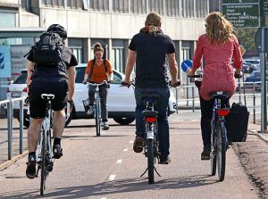 Göteborgs Stad vill möta cyklister på ny mässa