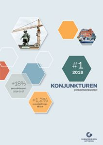 Göteborgsregionen står för stor del av Sveriges exporttillväxt