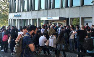 Hundratals internationella studenter söker boende