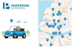 Lättare att hitta och betala parkering med ny app