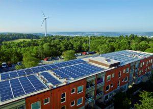 Mer solenergi i Gårdsten