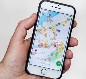 Påverka Göteborgs utveckling med nya appen Min stad