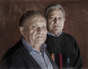 Romer vittnar om Förintelsen i nya boken Det tysta arvet
