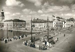 Så har Göteborg vuxit under hundra år