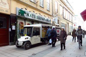 Smidiga smarta Stadsleveransen inspirerar städer i Europa