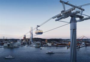 Storsatsning på kollektivtrafik och bostäder i Göteborg
