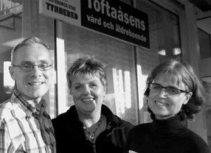 Toftaåsen blir centrum för rehabilitering av äldre