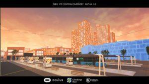 Upptäck Centralenområdet med virtual reality