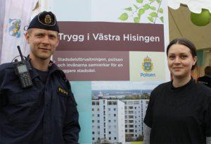 Västra Hisingen tar krafttag mot våld i offentlig miljö
