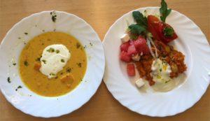 Vegetariska världsdagen firas med 80 000 portioner vegetarisk lasagne