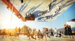 Vinnare klar i arkitekttävlingen om Slottsskogsvallens entré