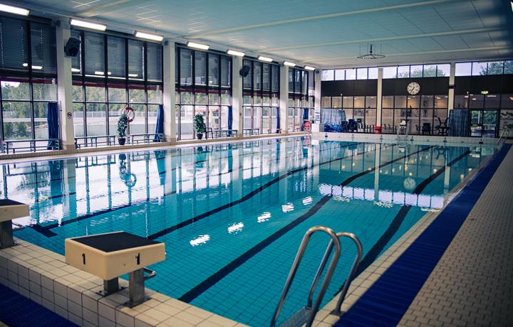 Populärt med kostnadsfri simskola för vuxna