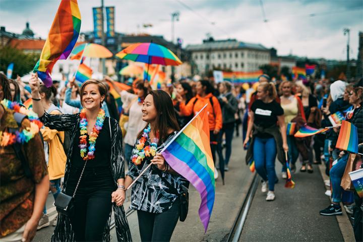 1,7 miljoner besökte Kulturkalaset och EuroPride