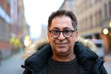 Kamran Jamchi tar emot Göteborgs kvotflyktingar