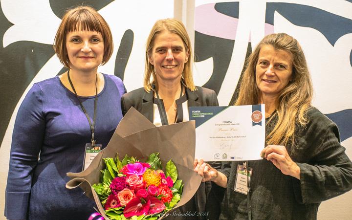 Svenskt projekt för kvinnliga EU-migranter prisat i Bryssel