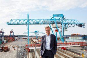 Magnus Kårestedt lämnar Göteborgs Hamn
