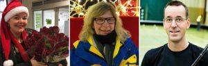 Vardagshjältarna Pontus, Emma och Eva-Britt belönas av Göteborgs Stad