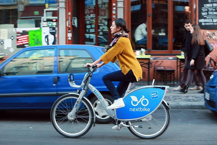 Nextbike ny leverantör av Styr & Ställ