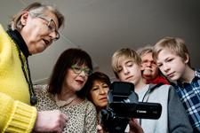Filmfestival för alla åldrar på Kålltorps fritidsgård