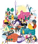 Seniorer kan bidra till att göra Göteborg mer åldersvänligt