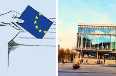 Bild Panelsamtal på Stadsbiblioteket om Europas framtid