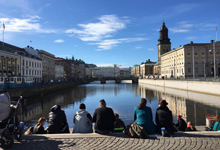 Göteborgarna blir allt fler