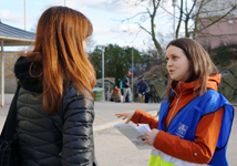 Ett år med medborgarlöften för ökad trygghet i Biskopsgården