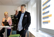 Göteborgs företagsklimat ökar något i Svenskt Näringslivs ranking