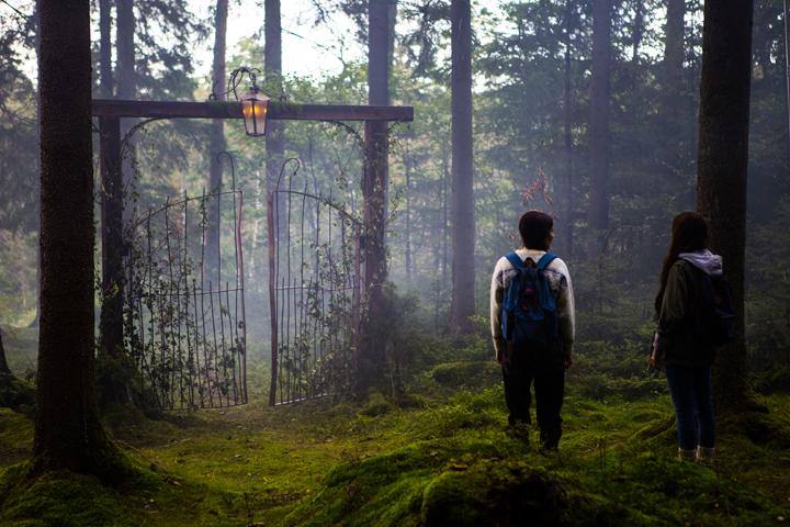 Lisebergs lustgård blir ondskefull skog