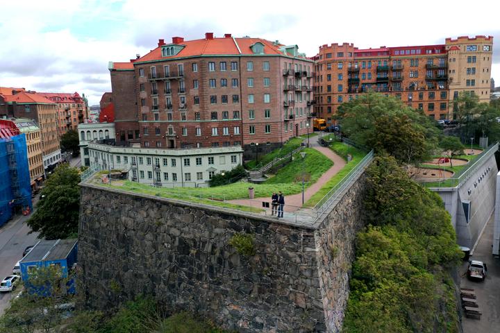 Bastionen Carolus Rex ska renoveras