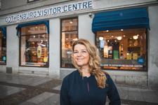 Christina Bonnevier från Göteborg är Europas bästa turistinformatör