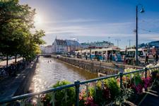 Göteborg en av EU:s smartaste turiststäder