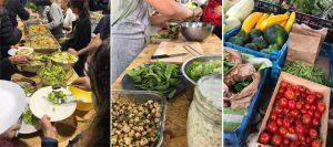 Hållbar mat temat på Göteborgs hållbarhetsfestival Framtidsveckan