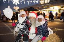Fira jul på Göteborgs torg