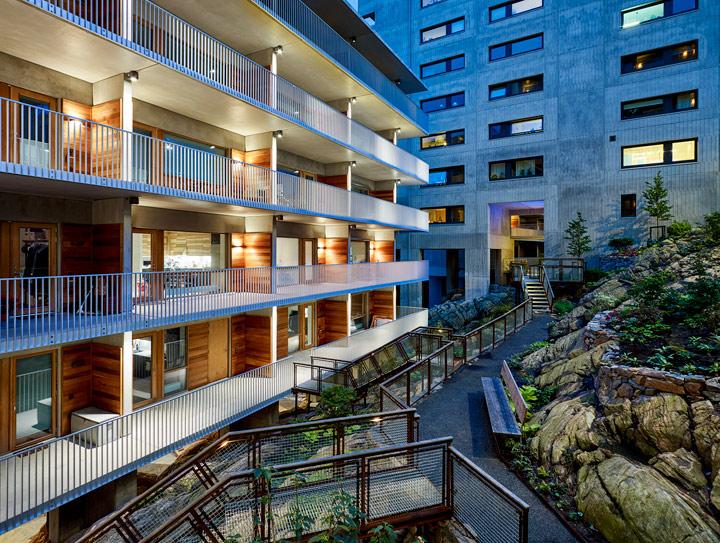 Bostadsrättsföreningen Viva är Årets bästa byggnad