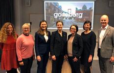 Göteborg är Europas huvudstad för smart turism 2020