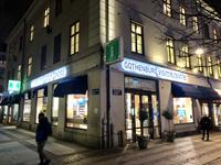 Göteborgs turistinformation samlas på Kungsportsplatsen