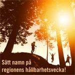 Västsvensk hållbarhetsvecka söker nytt namn