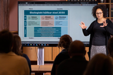 Nytt program för att Göteborg ska bli en ekologiskt hållbar stad