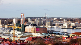 Covid-19 slår mot näringslivet i Göteborgsregionen