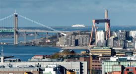 Betyget på Göteborgs företagsklimat vänder uppåt visar ny rapport
